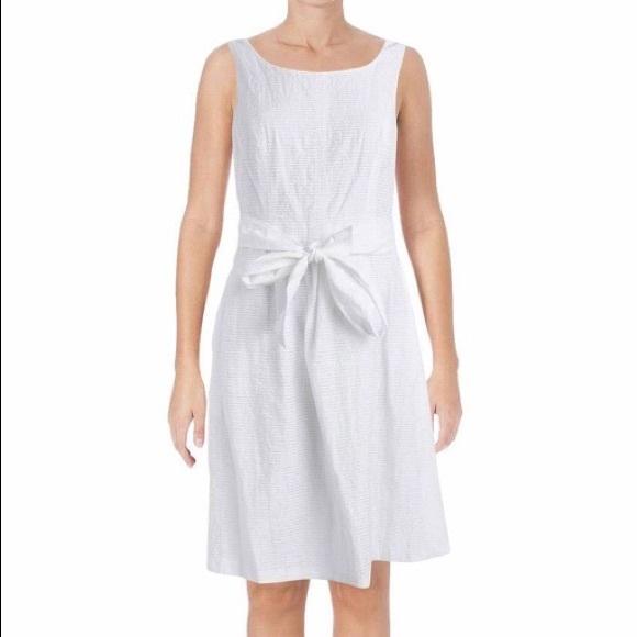 601ee3c02477a Nine West A-line Dress